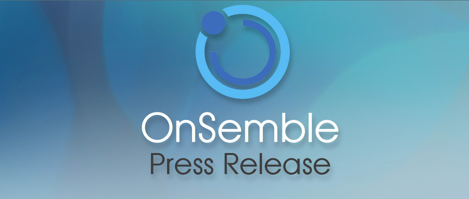 OnSemble Press Release
