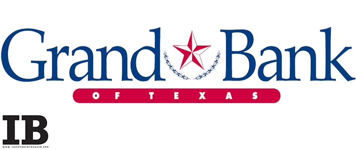 Grand Bank of Texas logo