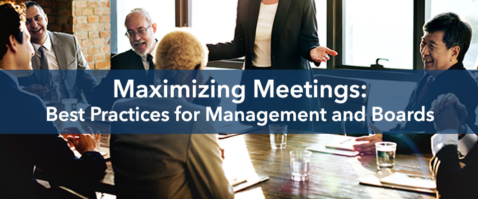 maximizing meetings
