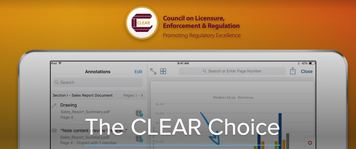 The Council of Licensure, Enforcement & Regulation