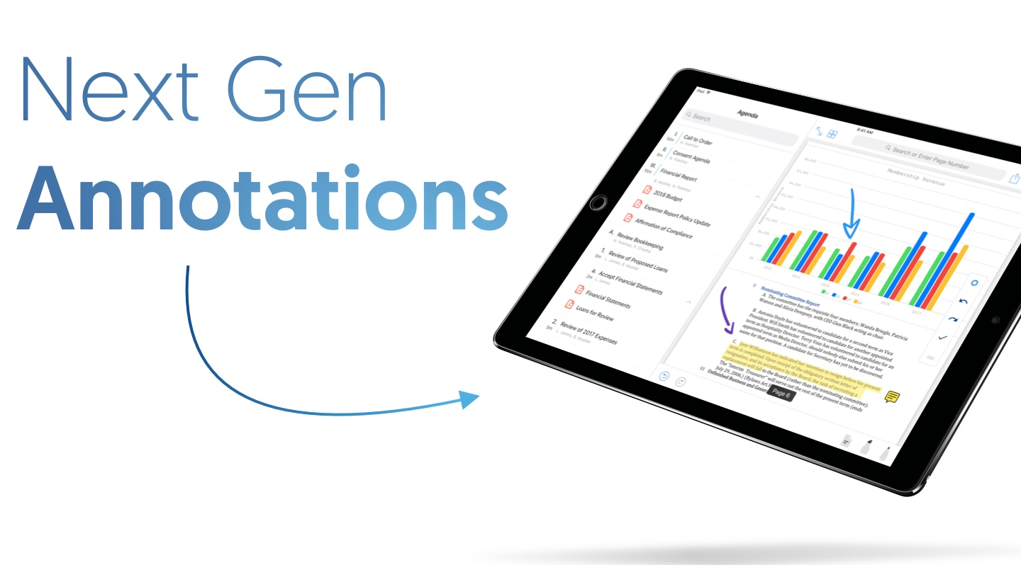 Next Generation Shared Annotations Passageways OnBoard