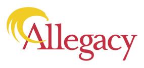allegacy logo