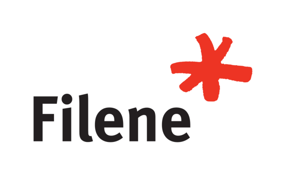 filene logo