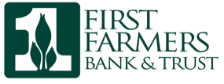 First Farmers Bank & Trust Logo