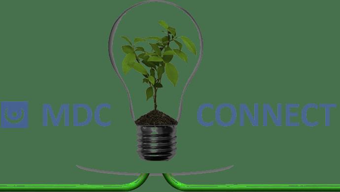 mdc connect logo