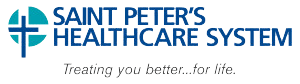 saint peters healthcare system logo