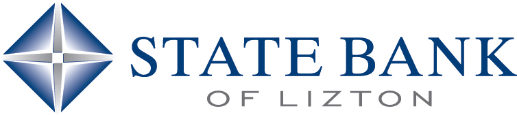 state bank of lizton logo