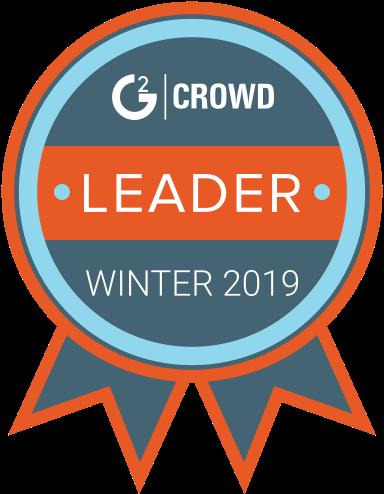 G2 Crowd Winter 2019 Winner