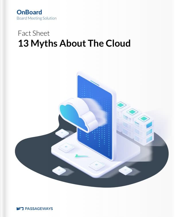 13 Myths About the Cloud