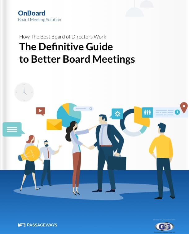 The Definitive Guide to Better Board Meetings