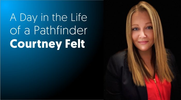 Day in the Life of a Pathfinder, CSM, Courtney Felt
