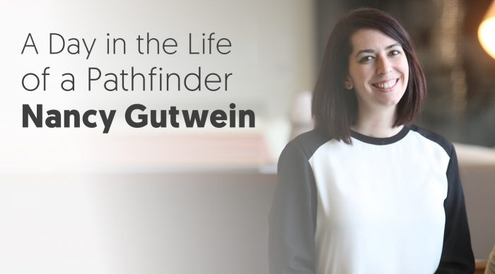 Passageways employee story: Life of a Pathfinder Nancy Gutwein