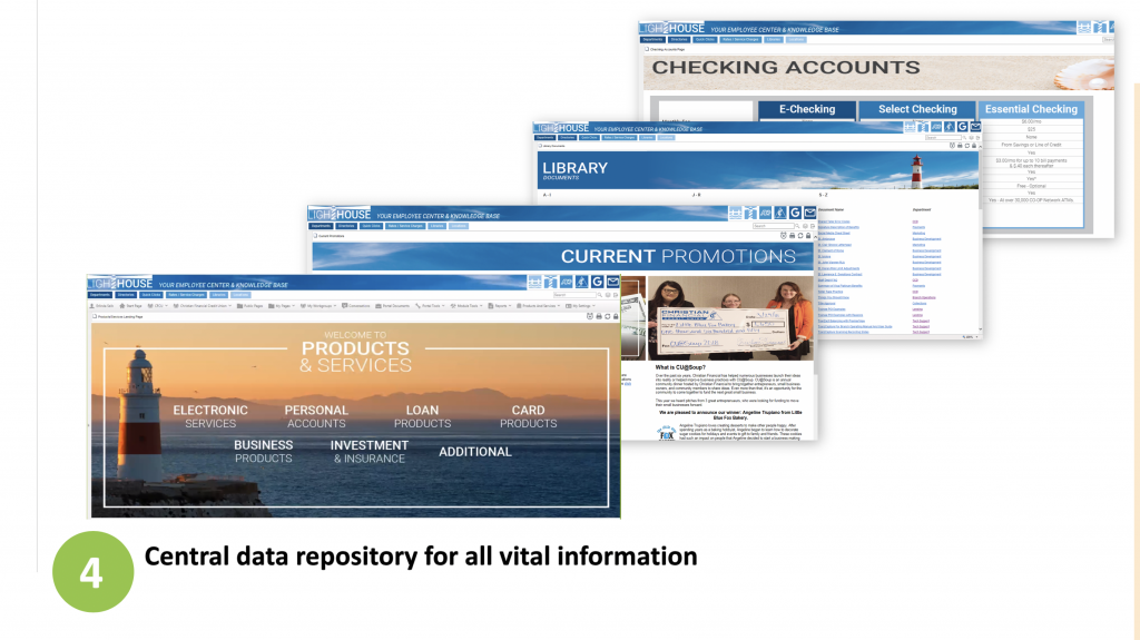 OnSemble Central Document Repository