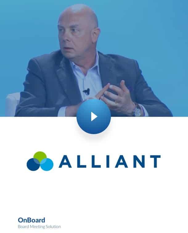 Alliant Credit Union CEO