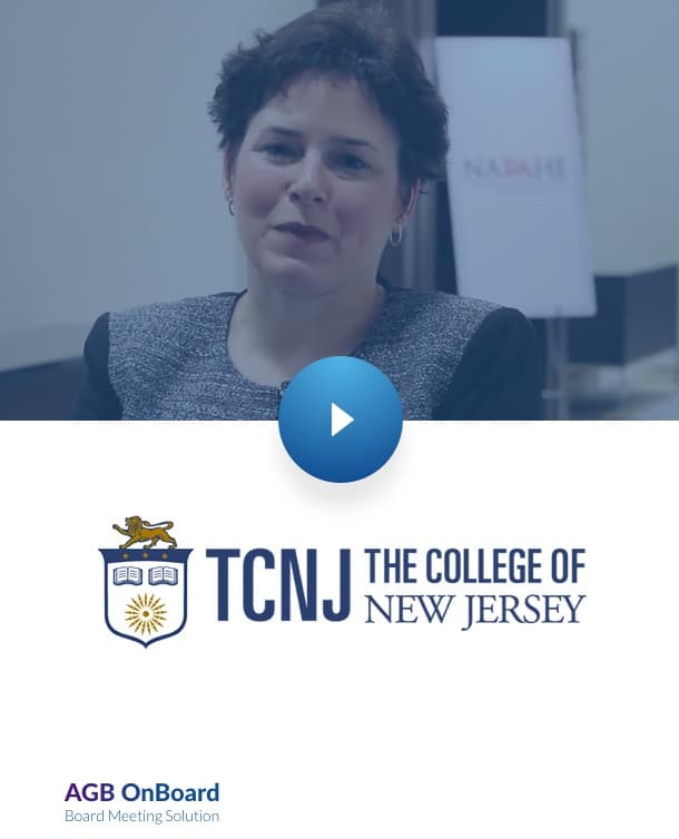 College of New Jersey Case study Video