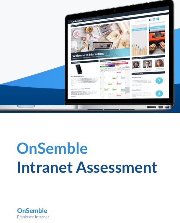 Intranet Assessment