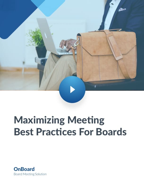 Maximizing Meeting Best Practices