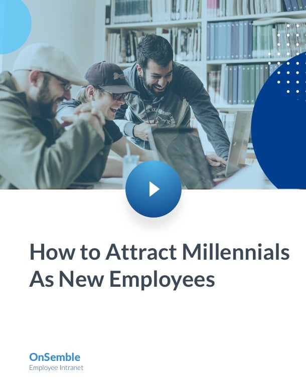Millennial Webinar Series Part I