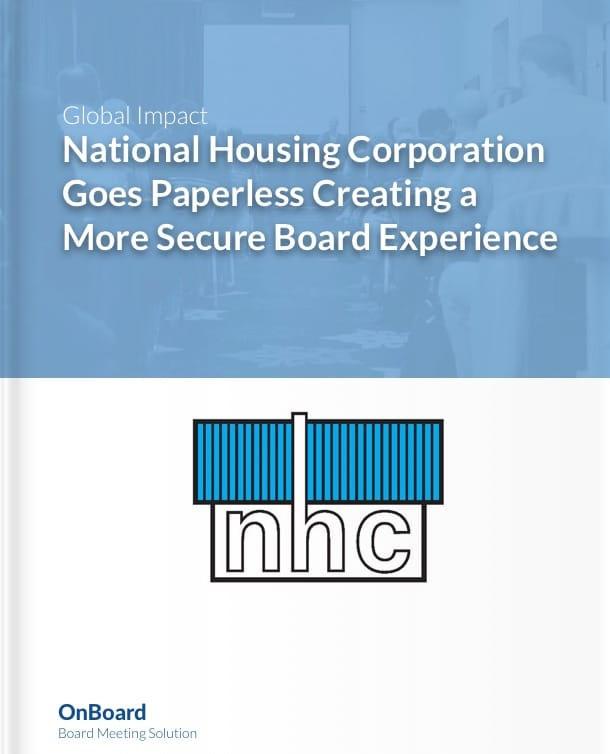 National Housing Corporation Case Study