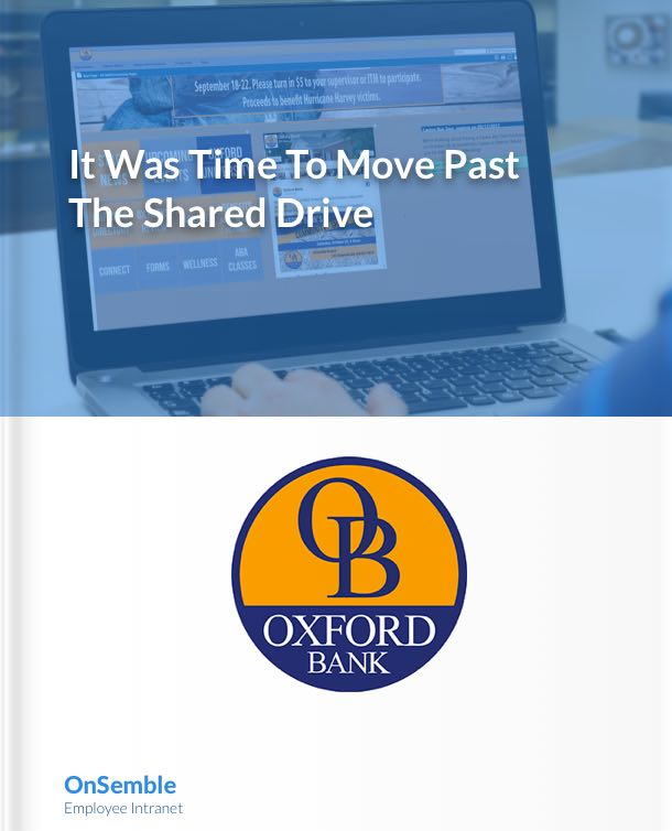 Oxford Bank Case Study