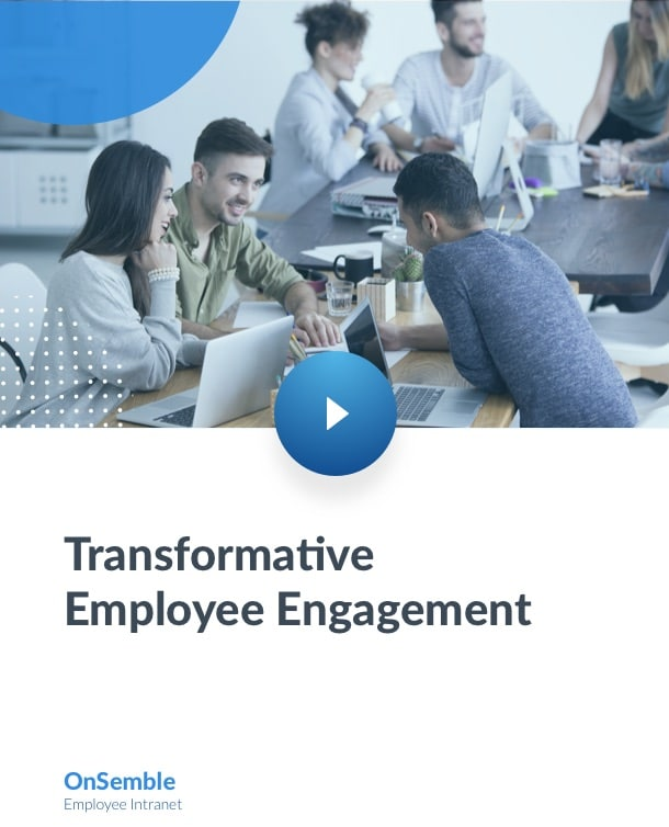 Transformative Employee Engagement