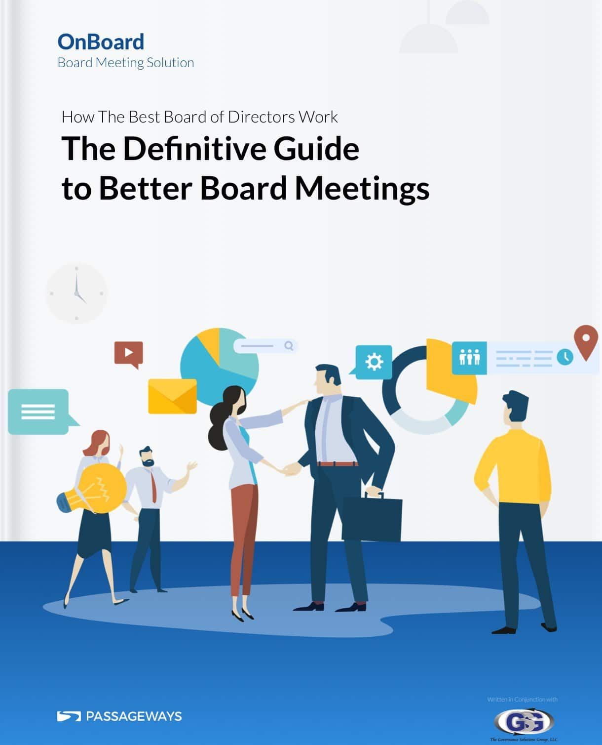 The definitive Guide To better Board Meetings eBook