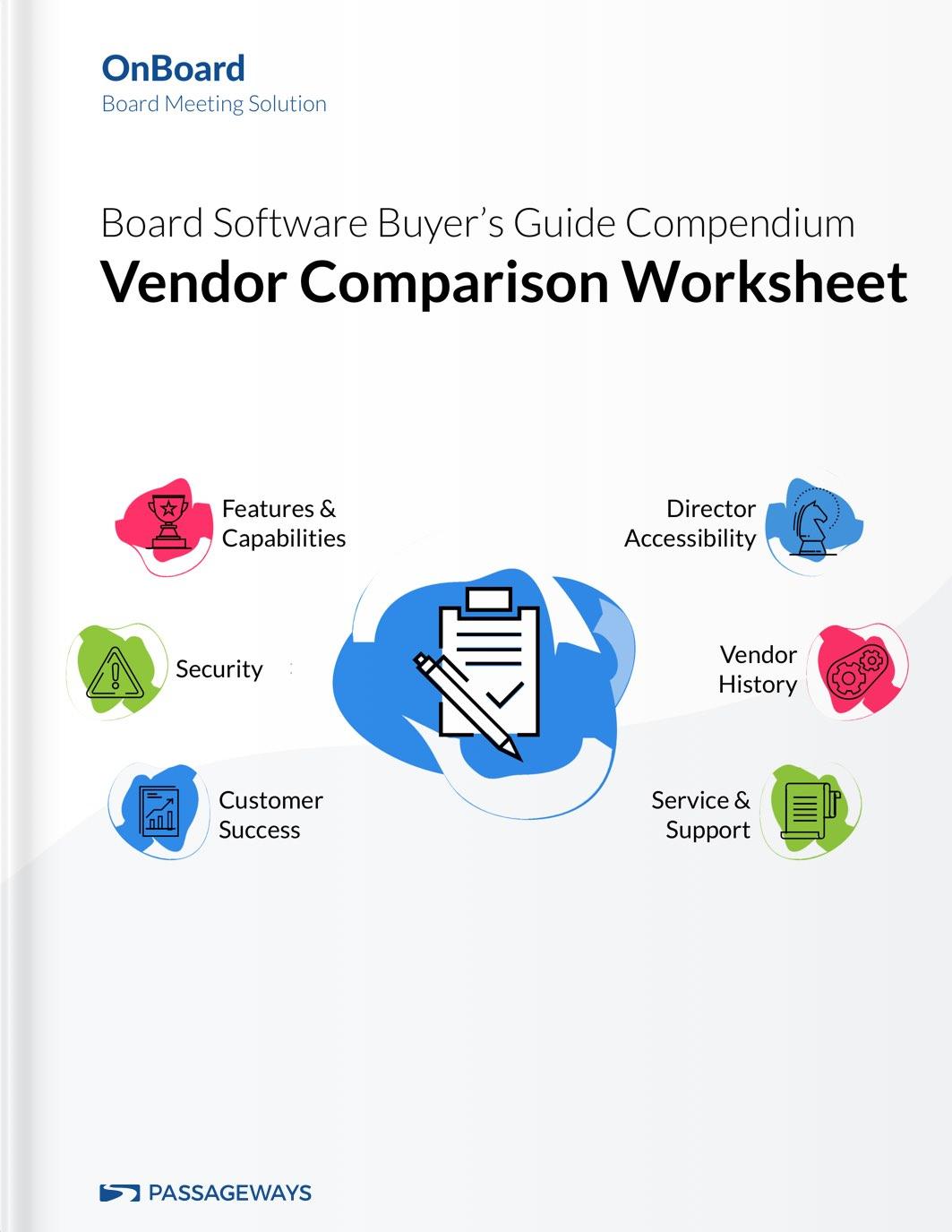 Vendor Comparison Compendium