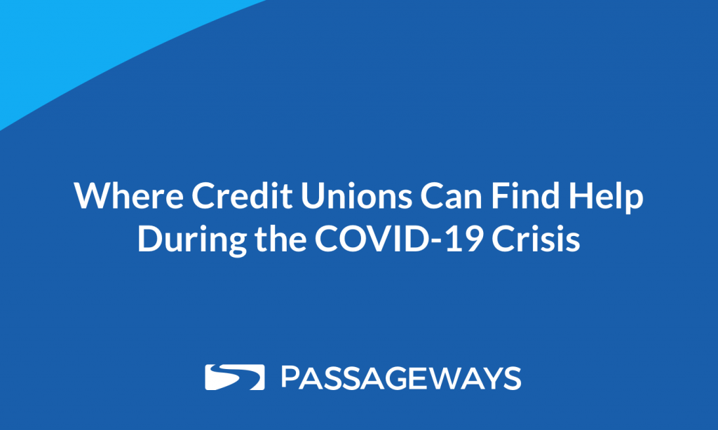 Text Box: Potential Headlines •	Where Credit Unions Can Find Help During the COVID-19 Crisis •	How Credit Unions Have Responded to COVID-19 and What's Next