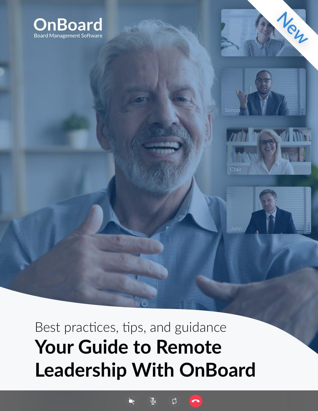 Final Artwork for Remote Meetings