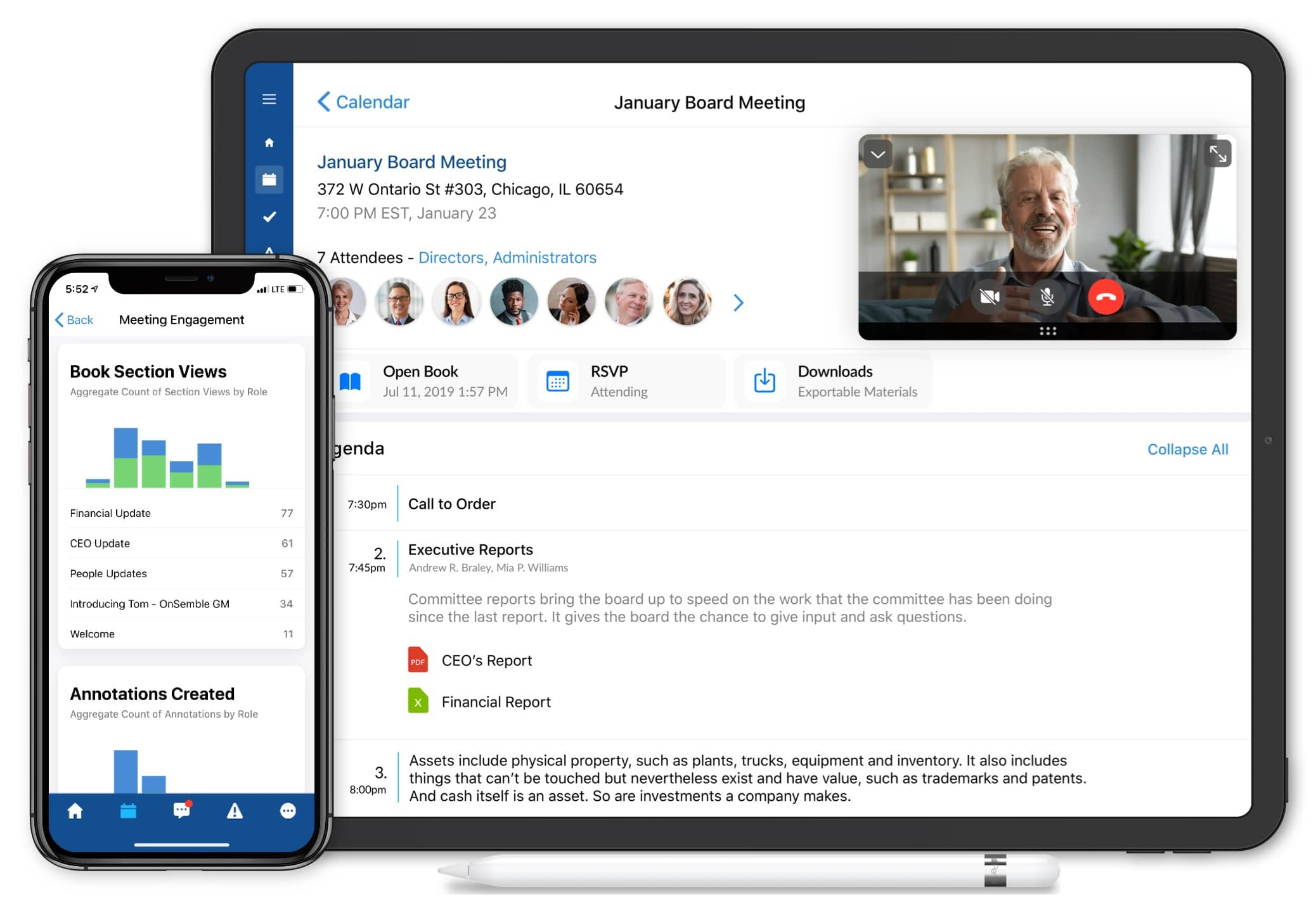 Meeting Management Remote and Virtual Meetings Master