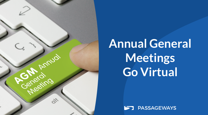 Annual General Meetings Go Virtual
