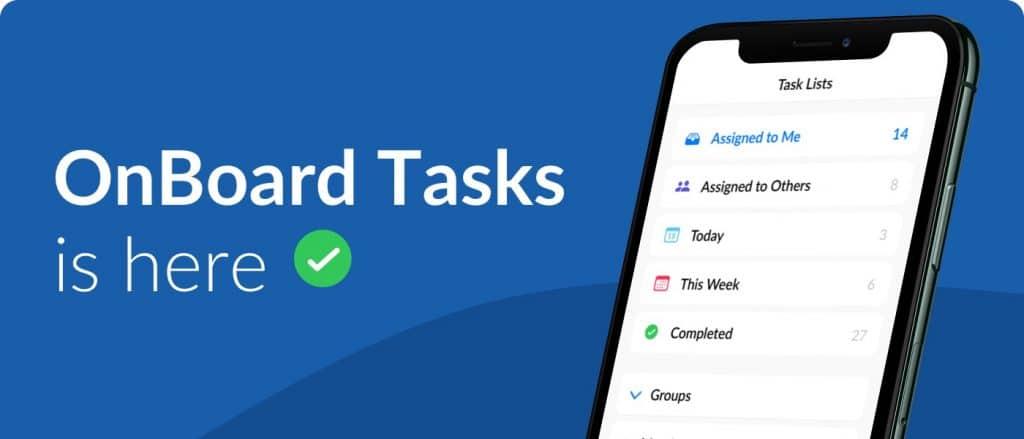 OnBoard Tasks Smaller