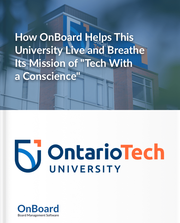 Ontario Tech University Case Study Cover Image